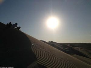 Pérou : sandsurfing dans les dunes du désert de Huacachina