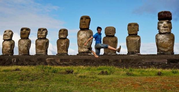 Interview voyageur : Anthony et son tour du monde en solitaire