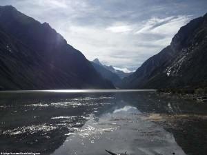 Pérou : Cordillière Blanche - Trek de Santa Cruz, Laguna Jatuncocha