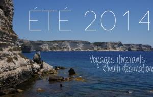 Été 2014, voyage itinérant et multi-destinations : où partir ?