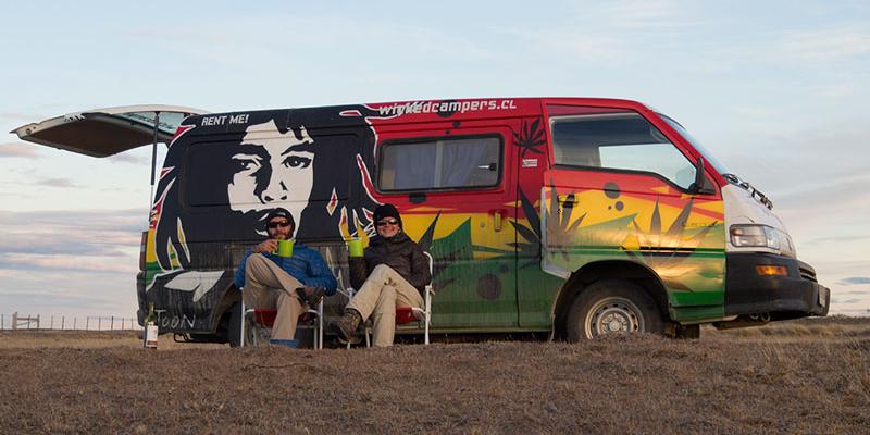 Interview voyageurs : Le tour du monde en couple d'Ondine et Aurélien