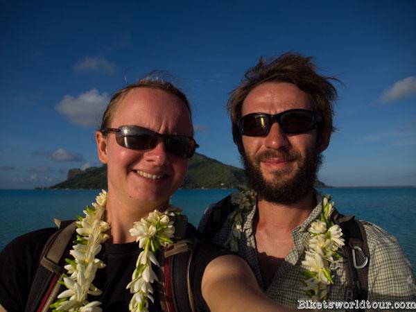 Les Bikets en Polynésie
