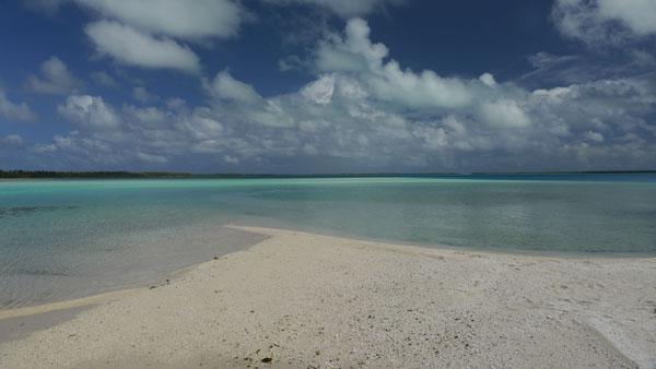 L'île de Mataiva en Polynésie française