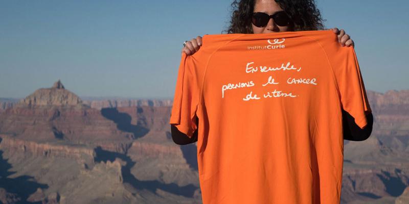 Interview voyageuse : Virginie et son incroyable tour du monde contre le cancer