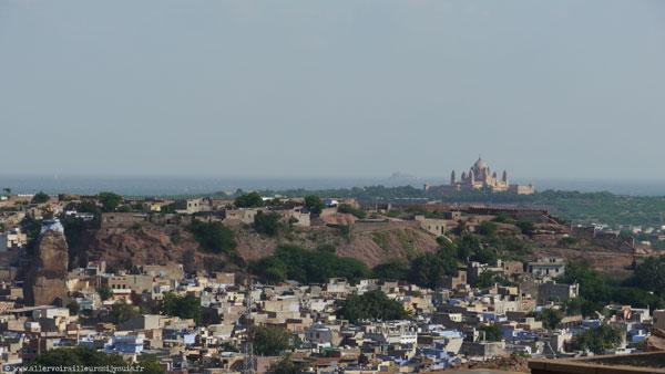 Vue sur Jodhpur (Inde)