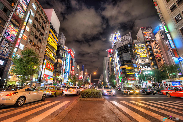 Tokyo by night (Japon)