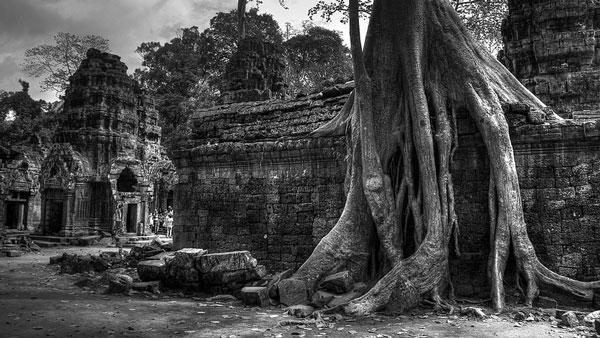 Angkor Thom (Cambodge)