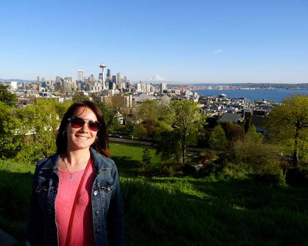 Margaux à Seattle (USA)