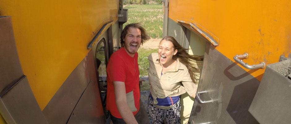 Interview voyageurs : Marjorie, Bastien et leur blog de voyage autour du monde