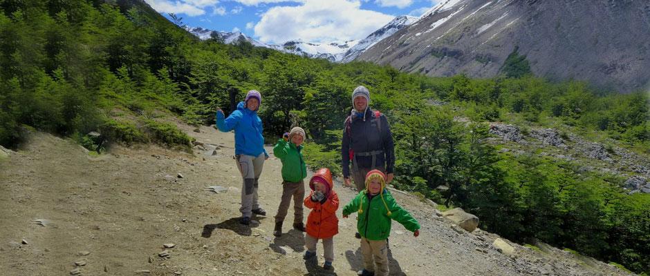 Interview voyageurs : faire un tour du monde avec des enfants en bas âge