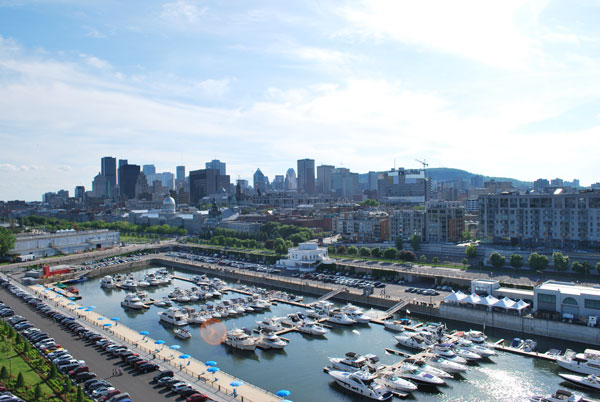 Le Vieux-Port, Montréal