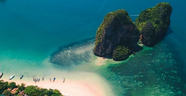 Quelle île choisir en Thaïlande ?