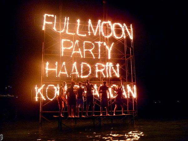 Quelle île choisir en Thaïlande : la Full Moon Party bat son plein sur Koh Pha Ngan