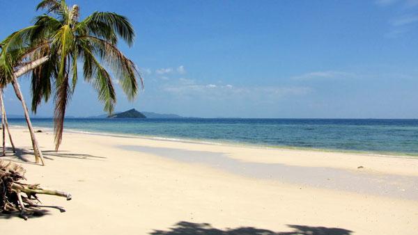 Quelle île choisir en Thaïlande : le sable blanc de Koh Bulon