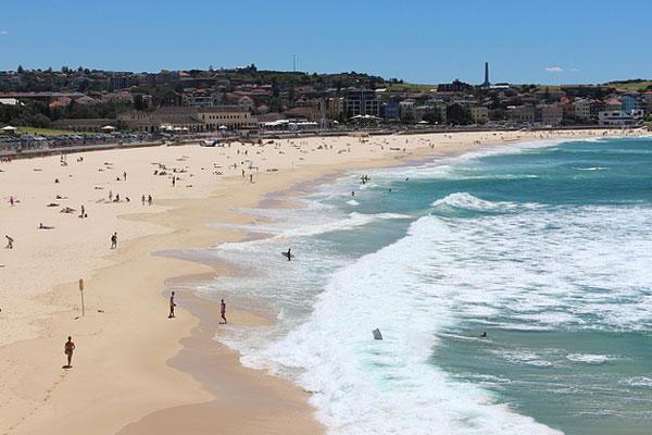 3 jours à Sydney : Bondi Beach