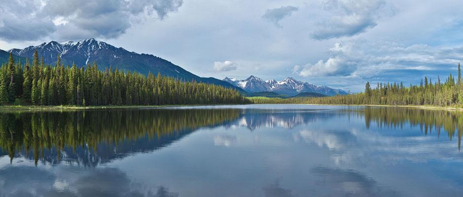 Voyage en été : sur les routes de l'Alaska