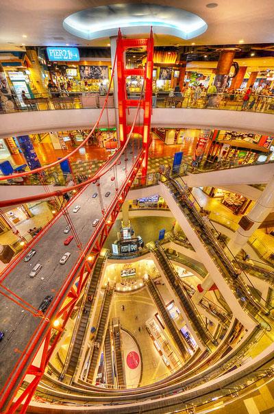 Le mall Terminal 21, Bangkok