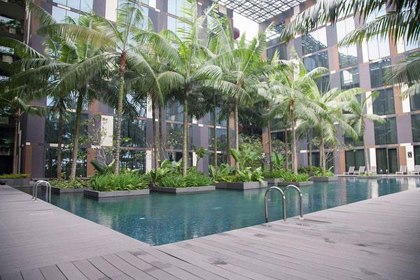 L'aéroport de Changi à Singapour, élu meilleur aéroport du monde