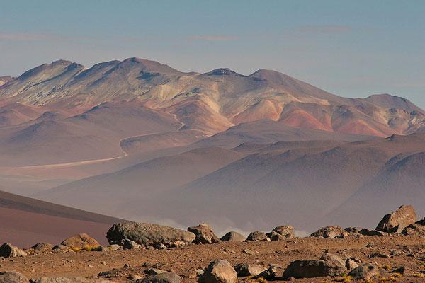 Le Désert d'Atacama, Chili