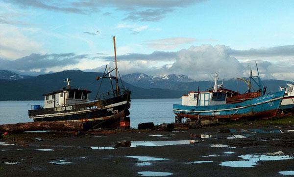 Puerto Williams, au Chili