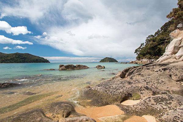 Abel Tasman National Park (Nouvelle-Zélande)