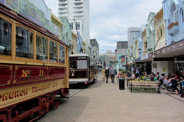 Christchurch (Nouvelle-Zélande)