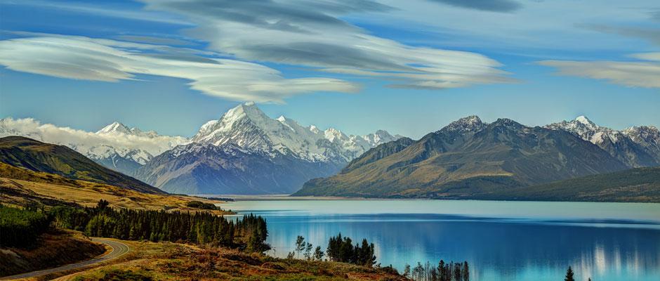 Mont Cook (Nouvelle-Zélande)