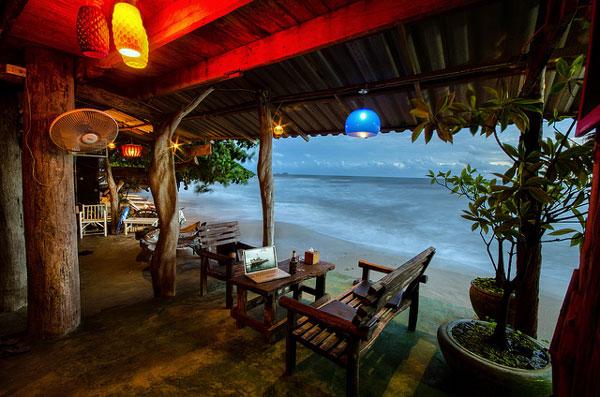 Sympathique petit hôtel en Thaïlande