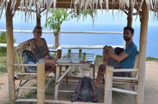 Johanna et Romain en Thaïlande