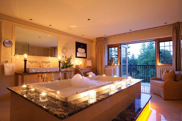 Hôtel de luxe