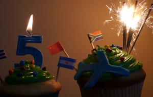 Zip World fête son 5ème anniversaire ! Happy Birthday !
