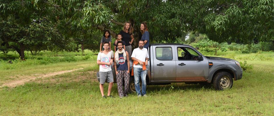 Karine, Ahmed et leurs 5 enfants : une famille pas comme les autres à l'école de la Vie