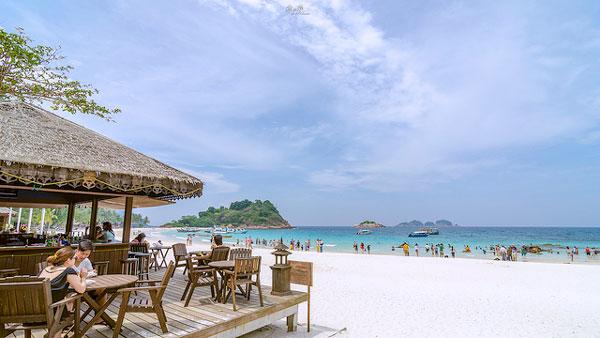 L'île de Redang, Malaisie