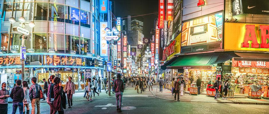 3 jours à Tokyo