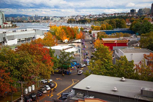 Le Granville Market, Vancouver