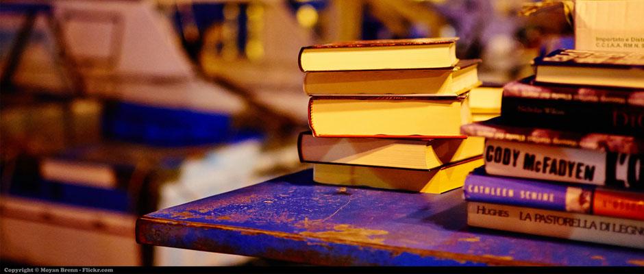 Les meilleurs livres pour préparer son tour du monde