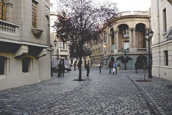 3 jours à Santiago du Chili : Barrio Paris-Londres