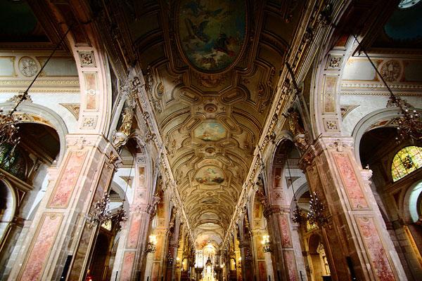 3 jours à Santiago du Chili : La Cathédrale