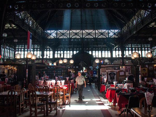 3 jours à Santiago du Chili : Mercado Central