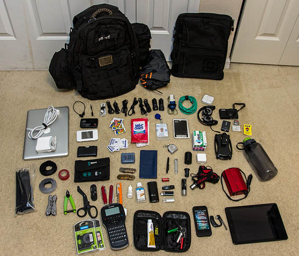 Quels appareils électroniques emmener en voyage ?