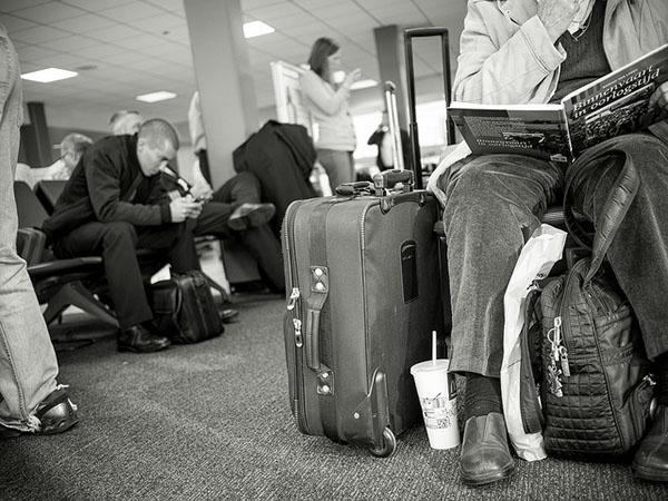 Le smartphone en voyage