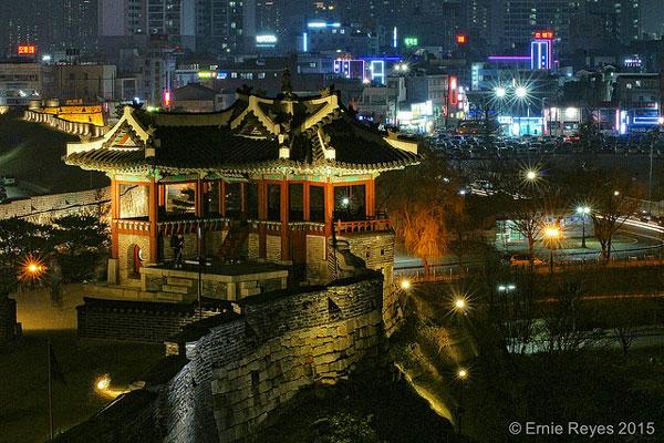 Forteresse Hwaseong de Suwon, Corée du Sud