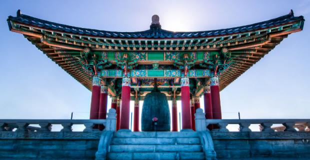 Les incontournables en Corée du Sud