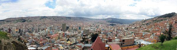 La Paz, Bolivie