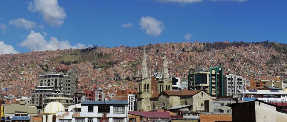 3 jours à La Paz : que faire, que voir ?