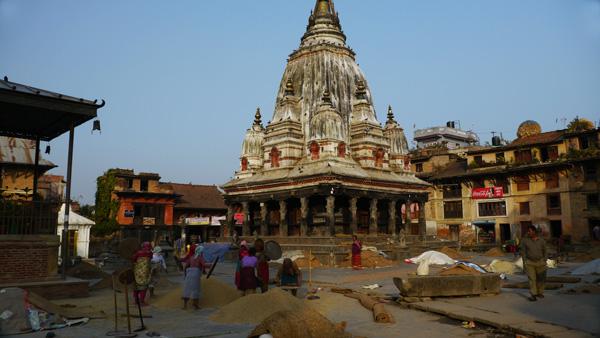 Bungamati, Népal