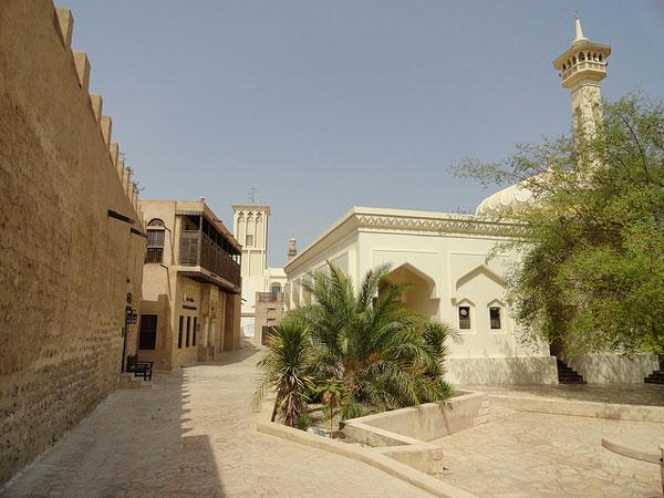 Dubaï : le quartier de Bastakiya