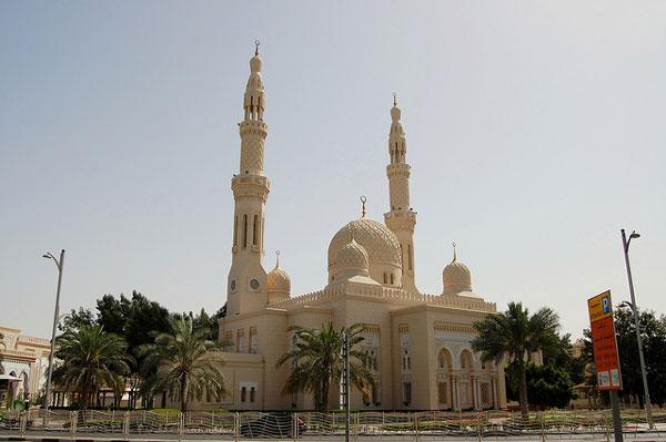 Dubaï : La Mosquée de Jumeirah
