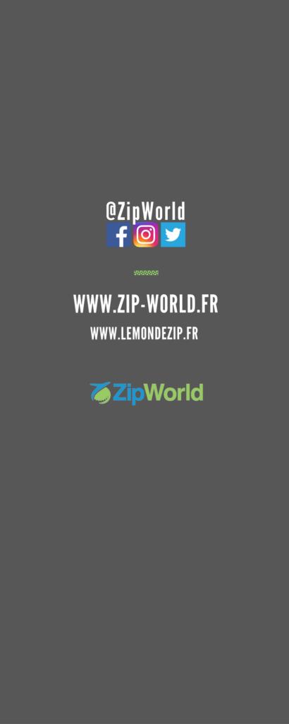 Infographie Zip World : Tout savoir sur nos voyageurs !