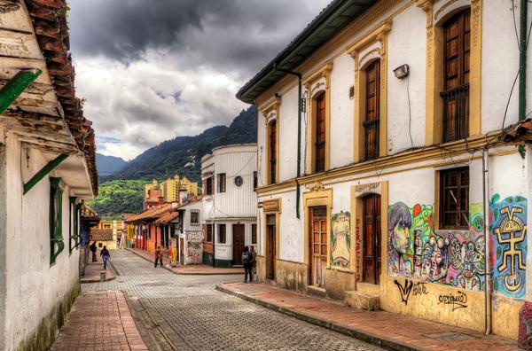 Colombie incontournable : Bogota